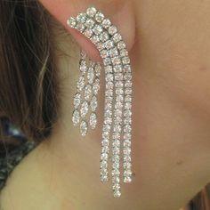 Diamonds Falls - New Collection #hasbani #hasbanigioielli