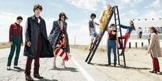 Willy Vanderperre firma campagna Calvin Klein