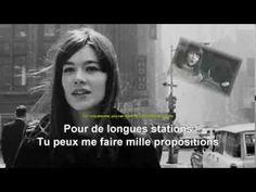 """Françoise Hardy """"J'suis d'accord"""". Ne comptez pas sur moi pour afficher les """"tubes"""", comme """"Tous les garçons.....""""."""