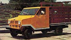 """En 1977 se fabricó en Guatemala el primer carro , al que se le llamó """"EL CHATO 1300"""" y también se le conoció como el """"chatío Chapín"""" . Este vehículo fue un pequeño camión que se utilizaba para transportar carga y que fue distribuido por Cidea."""