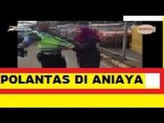 HOT  !! Video Detik Detik Seorang Ibu Ibu Ngamuk & Memukuli POLISI di Ja...