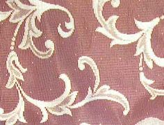 """Detail of our """"Lacey"""" lace fabric."""