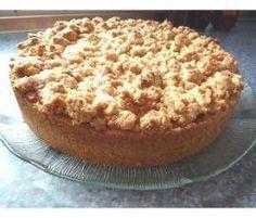 Apfelkuchen mit Sahneguss und Nussstreusel von Kitty_1 auf www.rezeptwelt.de, der Thermomix ® Community