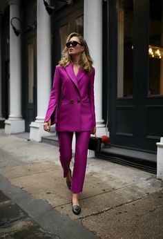 c30992f427f1 top fall fashion trends power suit suiting work wear 80s pant suit petar  petrov net-a-porter style blogger