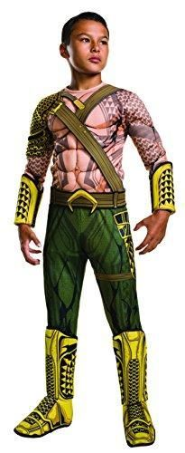 Batman V Superman: Dawn Of Justice - Deluxe Aquaman Costume For Kids - $44.00 -What a day..this makes me happy, and u? #art #me #onlineshoptoys #throwbackthursday #throwbackthursdayy #dailygrind #tweegram #diytoddlertoys #earlylearningtoys #toysoldier #buildingtoys #picoftheday #epic #funwithtoys #abandonedtoys