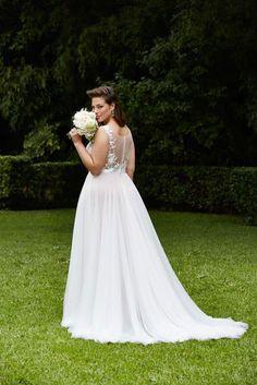 7 самых красивых свадебных платьев для девушек с пышными формами
