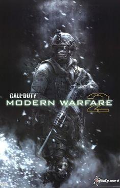 Call of Duty Modern Warfare 2 Poster Print (22 x 34)