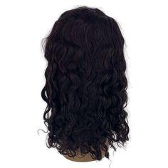 Natural Wave Closure Wig - 18