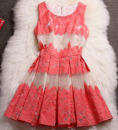 I also got her this adorible dress she's been wanting forever....I think it will look so cute on her!! - Hannah Xx
