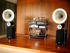High End Audio Equipment For Sale Built In Entertainment Center, Home Entertainment, Big Speakers, Wireless Speakers, Equipment For Sale, Audio Equipment, The Big Comfy Couch, Room Acoustics, Audio Installation