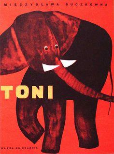 Toni, cover art by Teresa Wilbik, 1966
