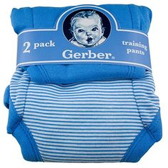 Gerber Training Pants (2 Pack) (2T Boys) Review