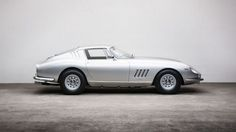 1966 Ferrari 275 GTB/2 Alloy Long Nose 6C