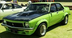 1977 Holden Torana A9X - Retro and Classics