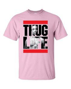 Tupac Shakur 2pac Thug Life T-Shirt
