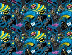 Batman Pattern  by Chris Piascik