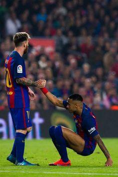 #ney #neymar #messi #11 #10 #barcelona #juego #amistad #h_atencio