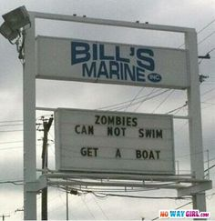 but depending upon which movie you're watching, they can walk underwater...
