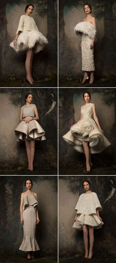 Krikor Jabotia  n48 Beautiful Era-Inspired Wedding Dresses for Vintage Lovers!