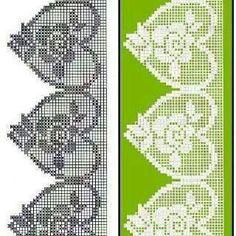 Die 30 Besten Bilder Von Fensterbilder Häkeln Knitting Charts