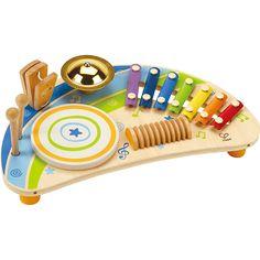 Hape Mighty Mini Band - Smart Kids Toys