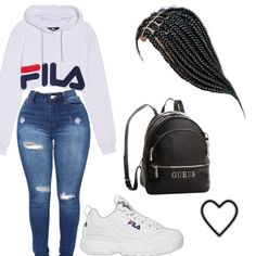 Cute Lazy Outfits, Baddie Outfits Casual, Swag Outfits For Girls, Teenage Girl Outfits, Cute Swag Outfits, Girls Fashion Clothes, Sporty Outfits, Dope Outfits, Teen Fashion Outfits