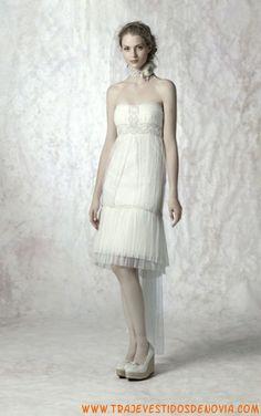 Nature  Dalila (Afterhours)  Vestido de Novia  WhiteDay