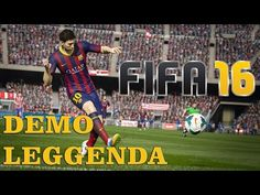 Fifa 16 Barcellona vs PSG Liv Leggenda Gameplay ITA Walkthrough Demo - YouTube