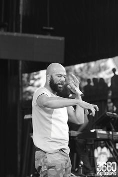 Common - Rock the Bells SF '12