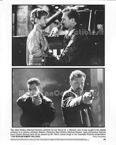 The Replacement Killers Photo Michael Rooker, Carlos Gomez