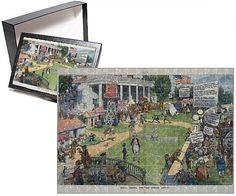 Photo Jigsaw Puzzle, Jigsaw Puzzles, One Summer, Mount Vernon, George Washington, City Photo, Happy Birthday, Amazon, Prints
