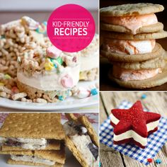 Ice Cream Sandwich Inspiration For Your Little Sweet Tooth