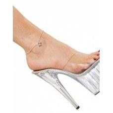 Star Ankle Bracelet   buy Sexy jewelery   waist chains   Hot body jewelery online   in india   Sexpiration