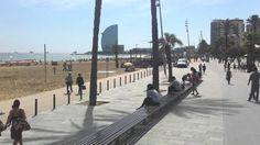 Paseo Marítimo de la Playa de La Barceloneta