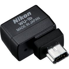 Nikon WU-1b Wireless Mobile Adapter...   $59.95