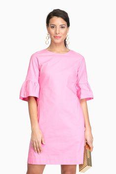 Pink Brigitte Dress