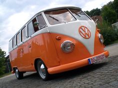 VW T1 Bus by Marco  on 500px