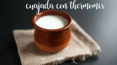 ICYMI: #thermomixblog Cuajada con thermomix Tapas, Mousse, Tableware, Kitchen, Queso, Sweets, Mayonnaise, Breakfast, Cooking