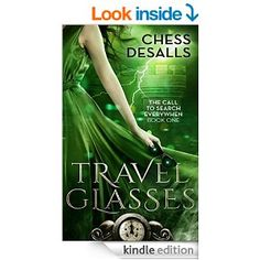 These glasses can take you anywhere you want to go.  Where do you want to go today?  @cdesalls #99cents #asmsg #ya