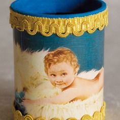 My baby n°1- pot à crayons – parution 1967