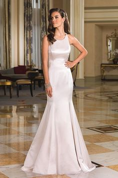 gown by Justin Alexander.Check out more gorgeous dresses in our Justin ...