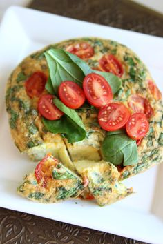 Here is a simple frittata recipe you can customize however you like! Use our simple tips to make this greek inspired frittata or a beautiful frittata of your own.