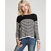 Free People Sweater - French Creek Pullover