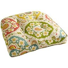 Chair cushion from Pier 1