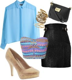 Untitled #25, created by carliefam on Polyvore