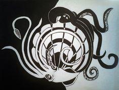 Deviant Art, User Profile, Illustrations, Tentacle, Artist, Animaux, Illustration, Illustrators