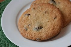 Blueberries & Cream Cookies {Milk Bar Monday 1/28}