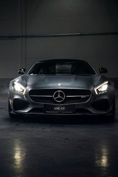 Mercedes-Benz AMG GT #car