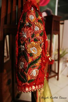 For customising your outfits - whatsapp 9133502232 Bridal Blouse Designs, Saree Blouse Designs, Blouse Styles, Hand Work Blouse, Maggam Work Designs, Modern Saree, Hand Work Embroidery, Hand Designs, Embroidered Blouse