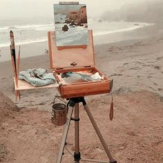 Trendy Painting Sea Life The Beach 59 Ideas Wow Photo, The Wombats, Inspiration Artistique, Artist Aesthetic, Pink Aesthetic, Art Hoe, Plein Air, Artsy Fartsy, Art Inspo